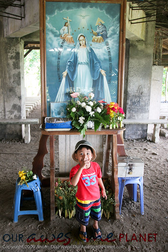 Mama Mary of the Holy Rosary-5