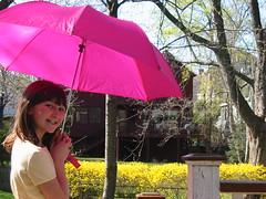 Parasol Girl 3