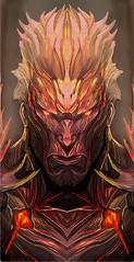 FireGenasi2 (Paulos Varrus) Tags: male firesoul genasi flamesoul