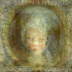 The Portrait of Marie (qthomasbower) Tags: portrait marie antoinette marieantoinette sharingart awardtree visualmashups artistictreasurechest qthomasbower