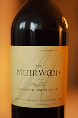 Muirwood 2006 Cabernet Sauvignon Arroyo Seco