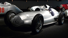 mercedes_race history (buzzygirl) Tags: cars mercedesbenzmuseum