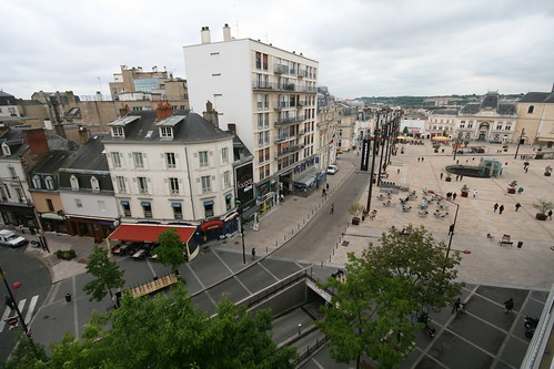 Republique Square, Le Mans