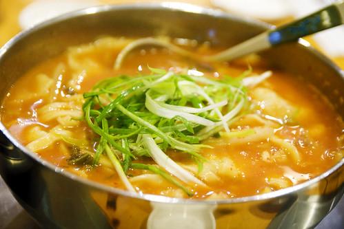 kimchi kaljebi