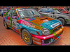 Subaru Rally Team USA 1 - HDR (David Gn Photography) Tags: auto cars oregon photoshop portland rockstar racing subaru van pioneercourthousesquare hdr photomatix rallycars subarurallyteamusa topazadjust canonpowershotsx1is