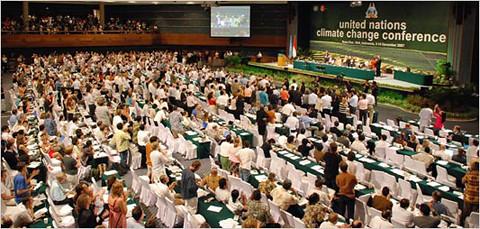 climate talks 2007