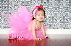 Love this one (Joyful*Praise) Tags: pink photography babygirl pinktutu