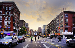 Chinatown Again (Tony Shi Photos) Tags: nyc newyorkcity chinatown manhattan chinese canalstreet hdr   tonyshi