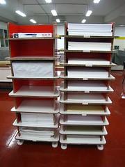 X-Board Paper Rack