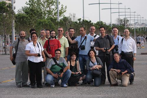 Thessaloniki group photowalk 090525