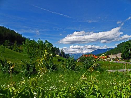 Un'immagine della Carinzia, in Austria.