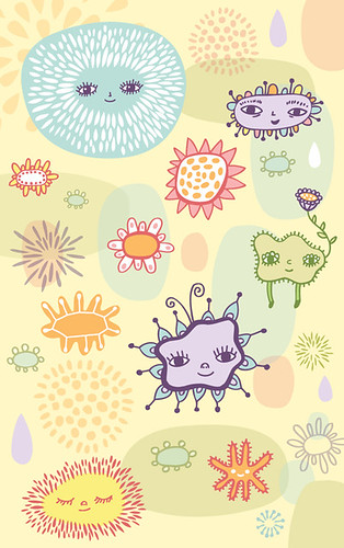 flower critters