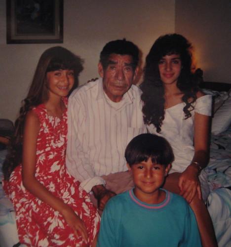 Grandpa & Us