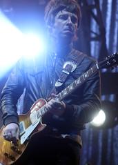 """Noel Gallagher se la pasó dando """"muchos gracious"""""""