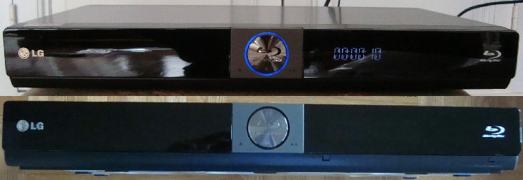 lecteur Blu-Ray LG BD370