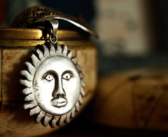 Moonchild (irene gr) Tags: blue brown sun silver gold bokeh olympus explore zuiko e30 43 jewellerybox zd fourthirds 1454mm f2835 zuikodigital 1454mmii irenegr