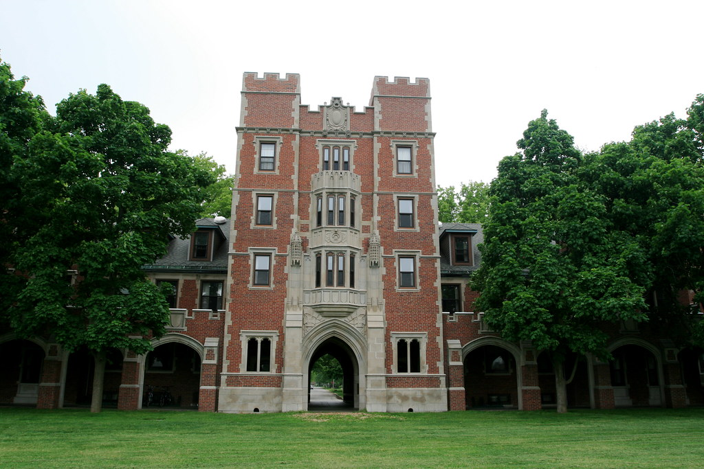 Dorms at Grinnell College
