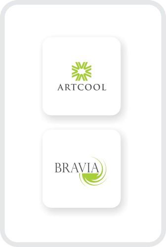 Artcool Bravia Logo Tasarım – Logo Design