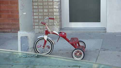 Triciclo legato a Venice :D