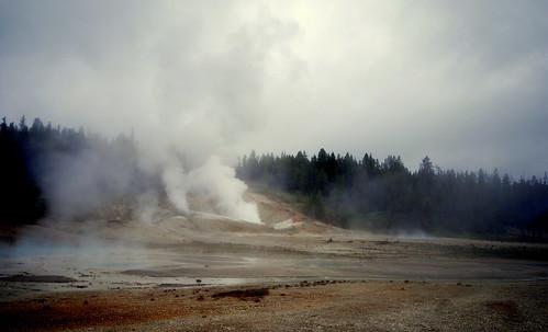 Basin at Norris