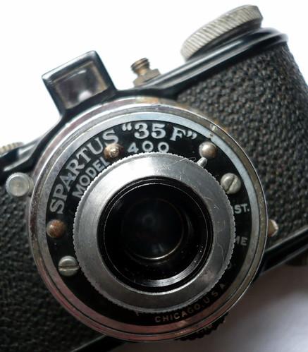 Spartus 35F Model 400