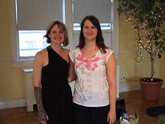 Kimberly & Melita at Tranquilspace Retreat