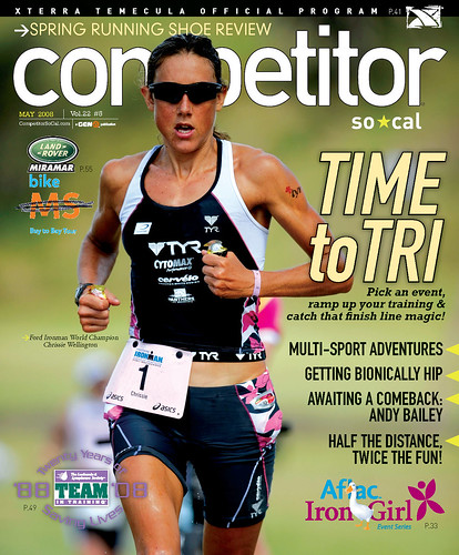 Competitor Magazine So*Cal - may 2008