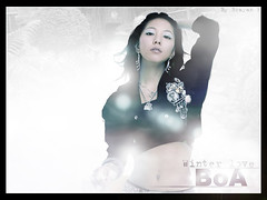 139.BoA - Winter Love (Brayan E. Old Flickr) Tags: by boa esteban kwon blend brayan