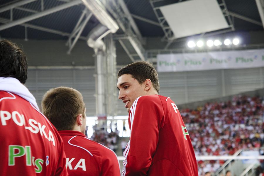 Poland - Brasil / Volleyball Match