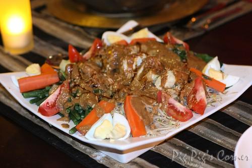 Bali Villa Ylang Ylang food 04
