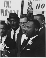 Civil Rights March on Washington, D.C. (The U.S. National Archives) Tags: history activism mlk civilrights martinlutherkingjr martinlutherking 1963 sclc southernchristianleadershipconference ahmann matthewahmann usnationalarchives nyt:person=51325761622997809723 therevdrmartinlutherkingjr nara:arcid=542014 nationalcatholicconferenceforinterracialjustice