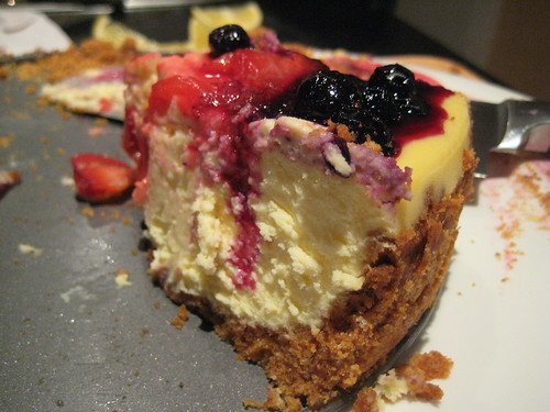 Red White & Blue Cheesecake