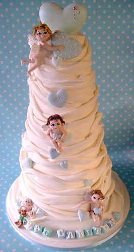 Zac's Christening cake