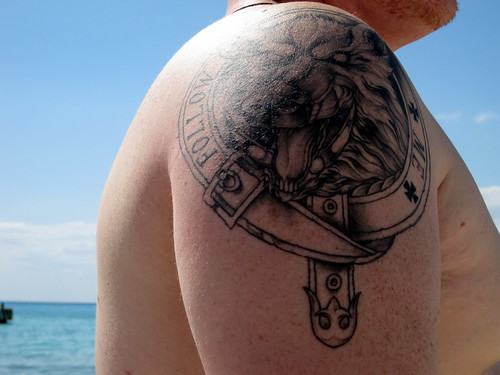 Nice Scottish Tattoos photos. Published January 3, 2011 | By wp-admin. Sοmе сοοƖ scottish tattoos images: Scottish family badge scottish tattoos