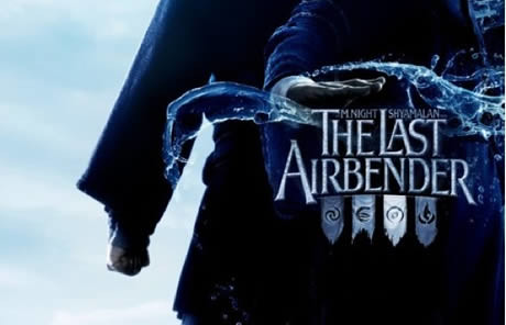 Poster do filme The Last AirBender
