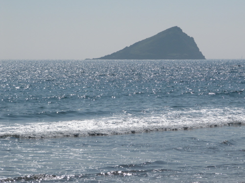 The Mew Stone at Wembury