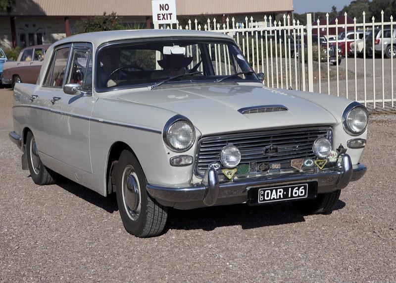 Parkes Motor Car Museum