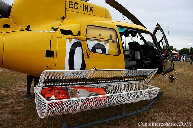 Helicóptero Tania IV