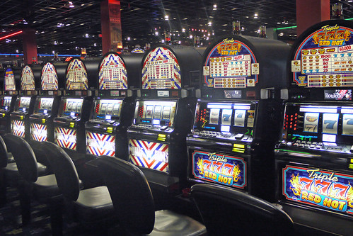 Casino Break in Erie