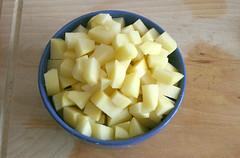 12 - Kartoffeln würfeln