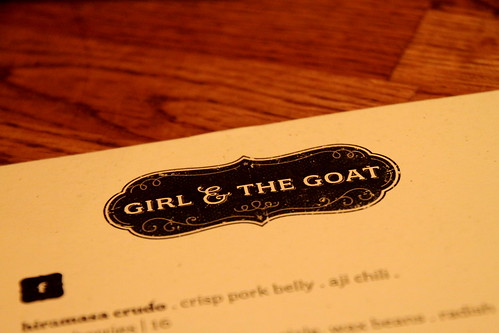 girl & the goat