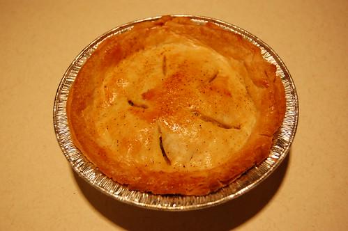 Crawfish Pie (mee-o-my-o)