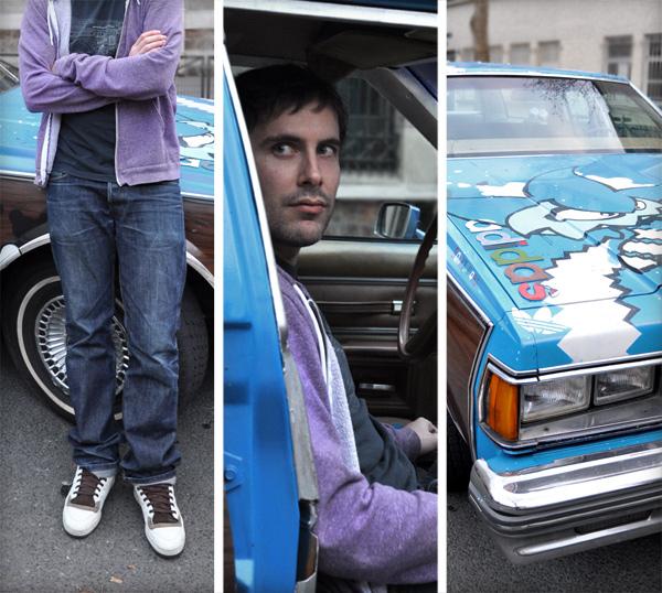 adidas car, street style, graphisme, Pussy magnet, Tilt