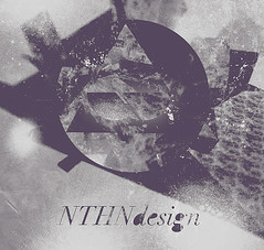 NTHNdesign space (nthnschrdr) Tags: photoshop typography design space explore typeface didot nthndesin itallcomestogethersomehow
