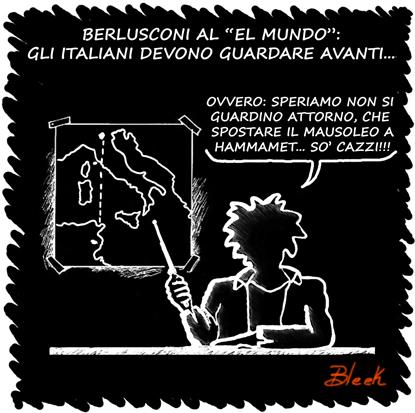 Berlusconi hammamet