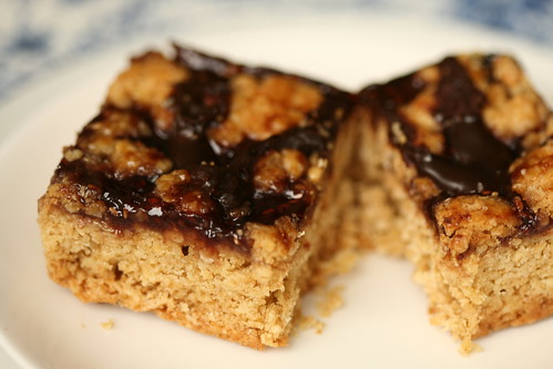 blueberry bar of Baby cakes