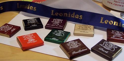 Leonidas Chocolates