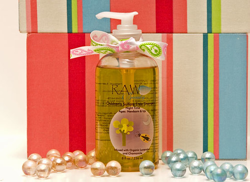 Childrens Night Time Gentle Body Cleanser 8 ounces