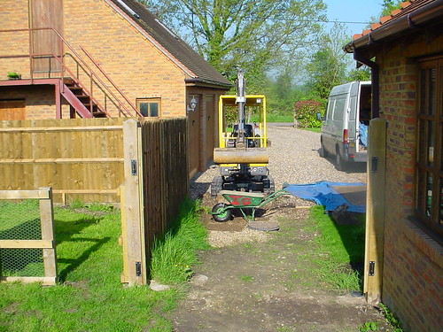 Indian Sandstone Driveway  Image 5