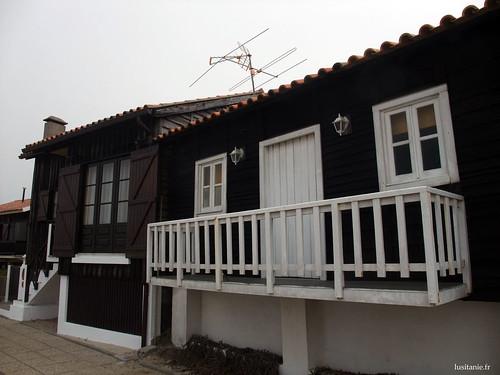 Muitas destas casas foram restauradas